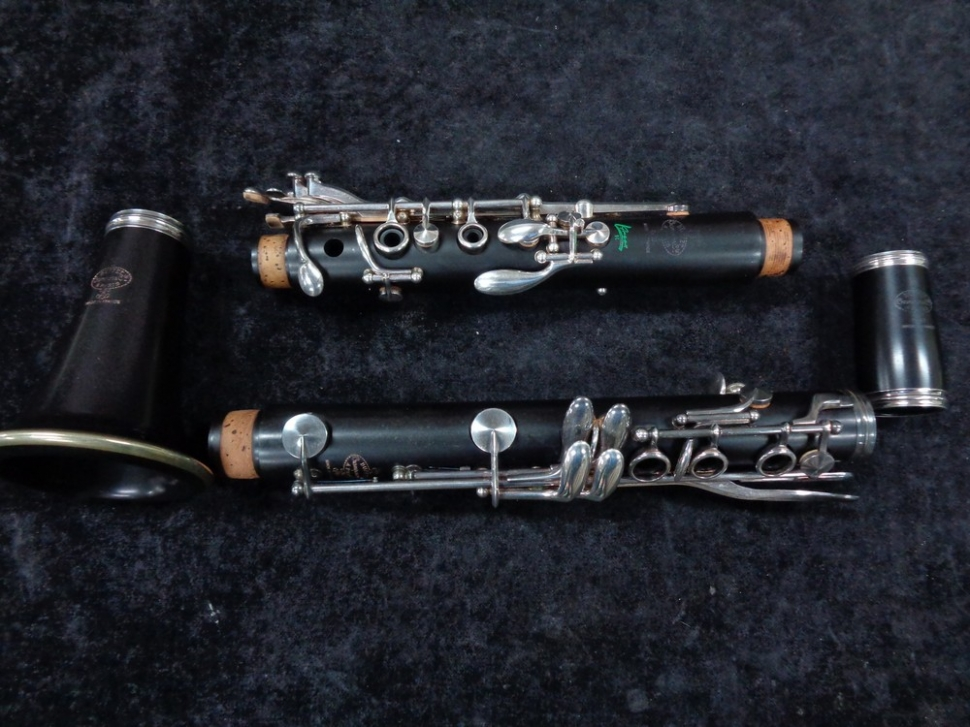 pristine condition buffet r13 greenline bb clarinet serial rh clarinetquest com