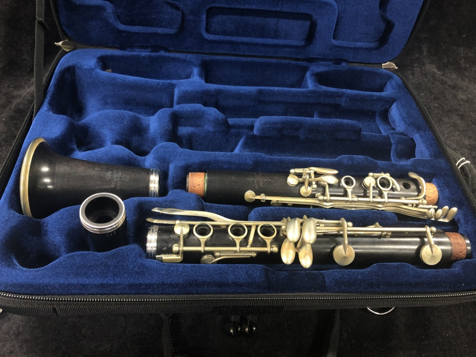 Photo Jacques Albert – Fils Bruxelles Clarinet in A - Great Collectors Piece