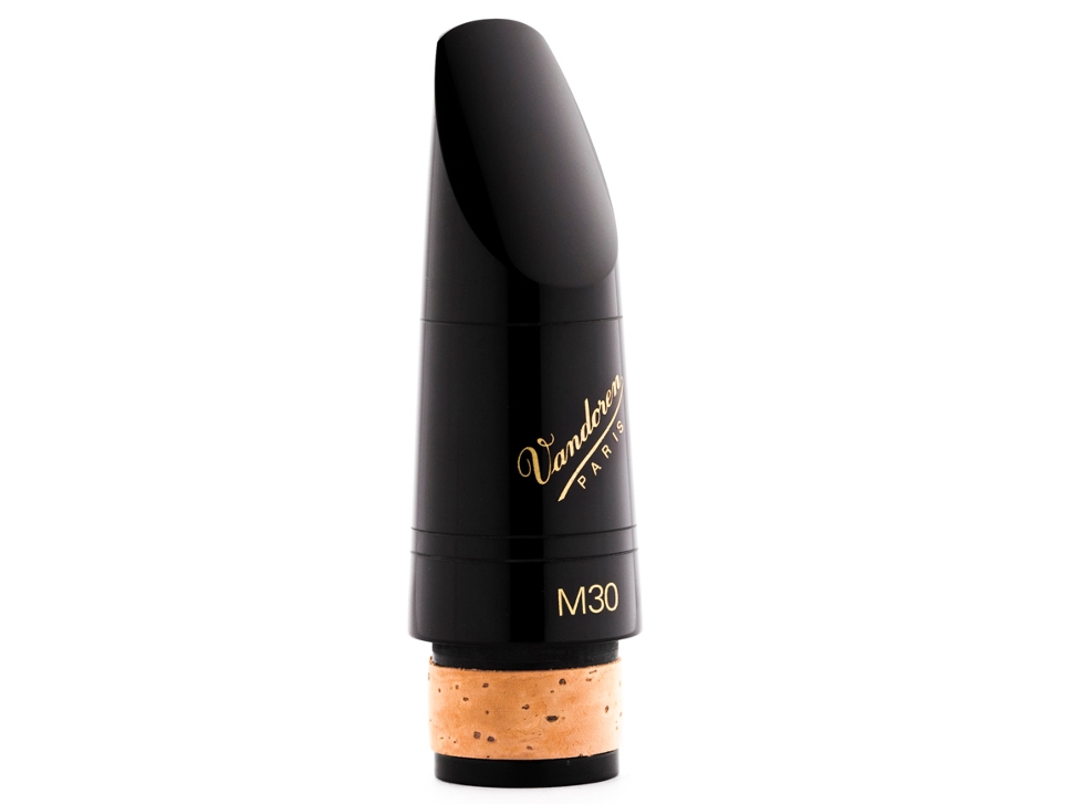 Photo Vandoren M30 and M30 Profile 88 Bb Clarinet Mouthpieces