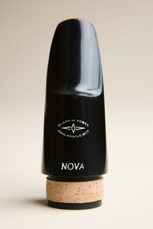 Photo NEW Clark W Fobes Nova Professional Mouthpiece for Bb Bass Clarinet