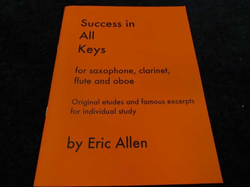 Photo Success in All Keys by Eric Allen