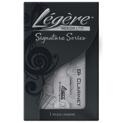 Photo New Legere Signature Series Synthetic Reed for Bb Clarinet