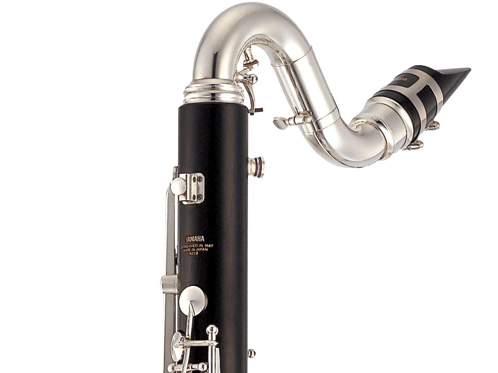 Photo New Yamaha YCL-622II Professional Bb Clarinet to Low C