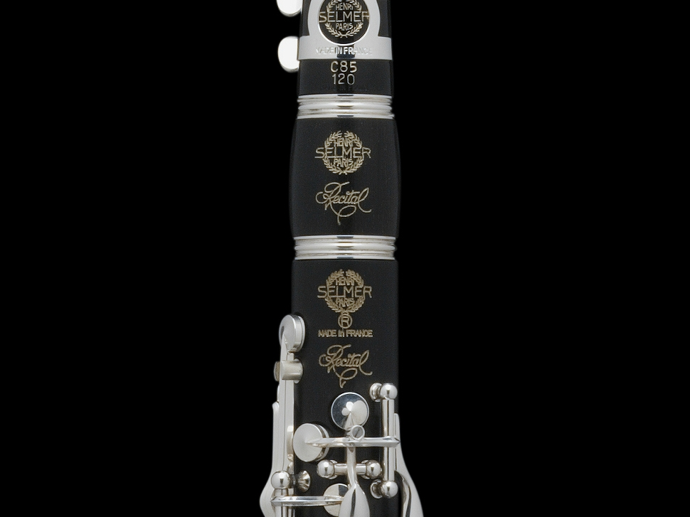 Photo New Selmer Paris Recital Series Professional Clarinet in Eb
