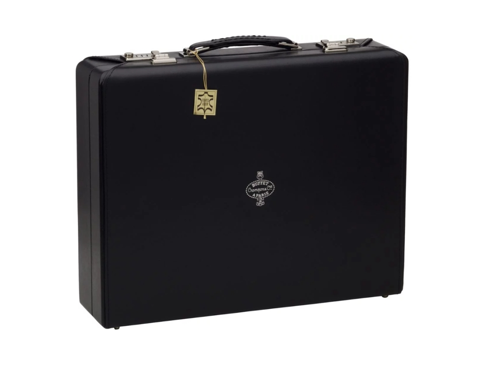 Photo New Buffet-Crampon Paris Prestige Series Clarinet Case - Single Bb or Double