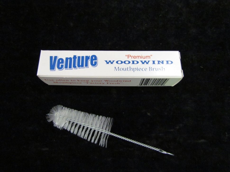 Photo New Venture Woodwind Mouthpiece Cleaning Brush