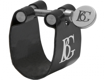 Photo BG France Flex and Standard Series Fabric Ligatures for Bb Clarinet Mouthpieces