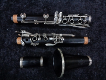 Photo Beautiful Buffet 13 Bb Clarinet – Recently Re-Padded, Serial #134601