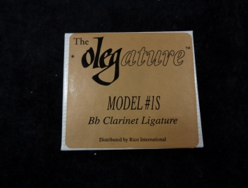 Photo Blow Out! Olegature Model #1S for Bb Clarinet