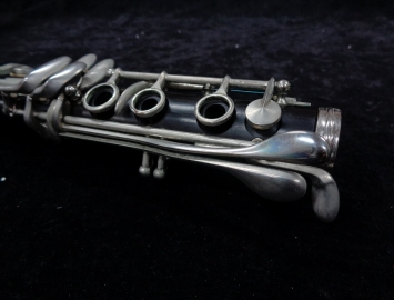 Photo Vintage Buffet Crampon R13 Clarinet in A, Serial # 275271