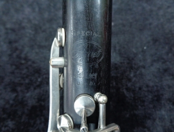 Photo Wood Selmer Signet Special Bb Clarinet - Serial # 169079