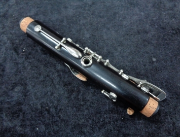 Photo Excellent Condition Wood Buffet Evette Series Bb Clarinet - Serial # B8436