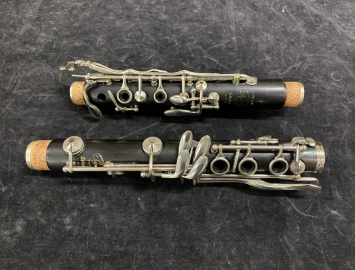 Photo Pristine Shape Selmer Signet Bb Clarinet - Great Step Up Wooden Clarinet - Serial # 245475