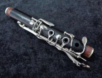 Photo Pristine Shape Selmer Signet Bb Clarinet - Great Step Up - Serial # 245475