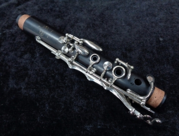 Photo Buffet – Crampon Paris R13 Bb Clarinet, Serial # 189844 –  Fresh Re-Pad