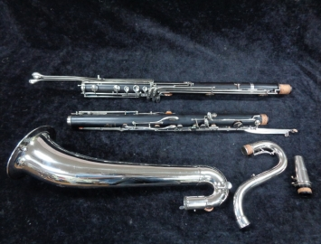 Photo WOW! Fully Restored Buffet Crampon Professional Series Contra Alto Clarinet EEb, Serial #20692