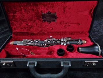 Photo WOW! Outstanding Patricola Special CL1 S Professional Eb Clarinet, Serial #4722
