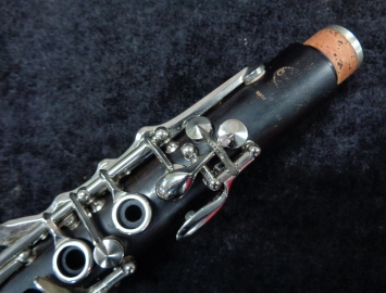 Photo Beautiful Buffet Crampon R13 Eb Clarinet, Serial #521611 - Fresh Set-Up Ready To Play!