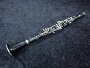 Photo Beautiful Playing Buffet Crampon R13 –  Serial #81621 - Vintage 1964
