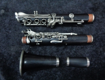 Photo Selmer Signet Bb Clarinet – With Clarinet Quest Set-Up, Serial #154177