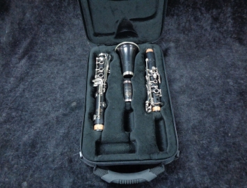 Photo Buffet Crampon Paris France R13 Bb Clarinet, Serial #350153 – Chadash Barrel