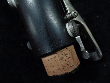 Photo Buffet Crampon R13 Bb Clarinet Nickel Key Work, Serial #183957