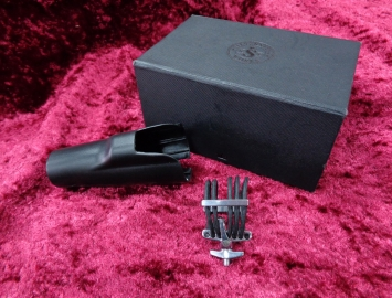 NEW BUFFET PARIS Bb CLARINET MOUTHPIECE with NEW FREE LIGATURE AND CAP