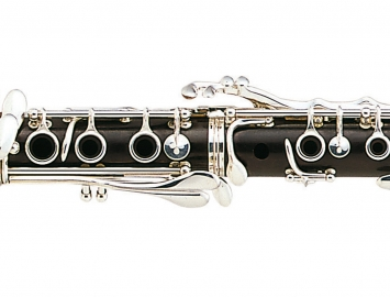 Photo New Buffet Crampon R-13 Professional Bb Clarinet - Silver Keys
