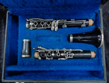Photo Buffet Crampon R13 Bb Clarinet, Serial #111895
