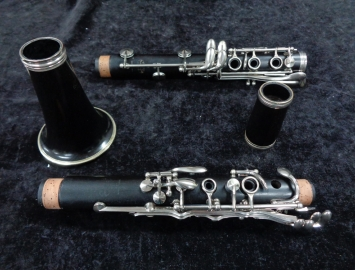 Photo Buffet Crampon R13 Bb Clarinet, Serial # 147249