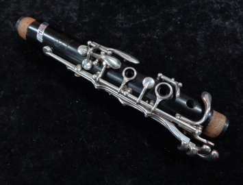 Photo Buffet Crampon - Beautiful Tosca Green Line Bb Clarinet, Serial #531387
