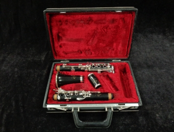Photo Bargain Price! Buffet Crampon Paris R-13 Bb Clarinet, Serial #175291