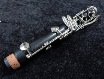 Photo Buffet Crampon R13 Bb Clarinet, Serial #179079