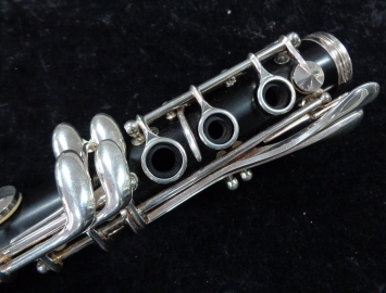Photo Beautiful! Buffet Crampon Paris R13 Green Line Bb Clarinet, Serial #617189