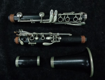 Photo Buffet R13 Bb Clarinet, Serial #94812 - Includes Fresh Overhual