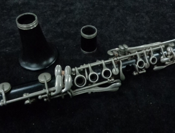 Photo Selmer Bundy Eb Clarinet, Serial #5218