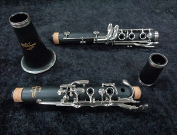 Photo Fantastic Student Clarinet! Selmer Aristocrat CL601 Bb Clarinet, Serial # 21906