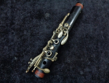 Photo Early Vintage Buffet Crampon Paris R13 Series Bb Clarinet - Serial # 60919