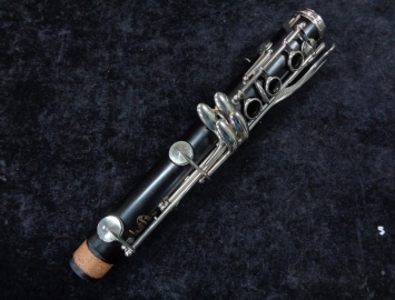 Photo 1995 Buffet Crampon R13 Bb Clarinet - Serial # 398047
