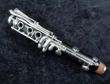 Photo PRISTINE Lightly Used Buffet Paris Tosca Bb Clarinet - Serial # 655314