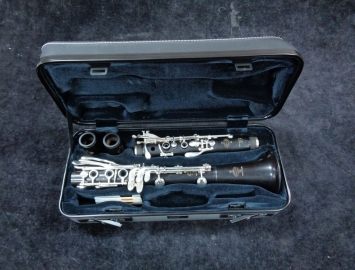 Photo Pristine Condition Buffet Crampon Paris Divine Series Bb Clarinet, Serial #639988