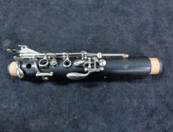 Photo Great Price! Buffet R13 Bb Clarinet with New Pads - Serial # 223686