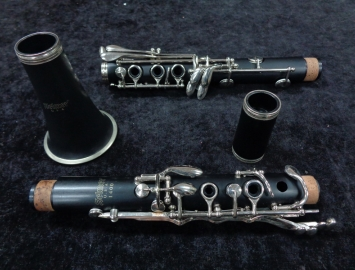 Photo Ready to Play! Selmer USA 1400 Student Clarinet, Serial #P0093163