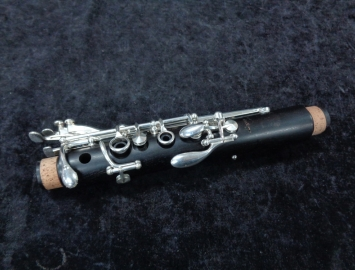Photo Buffet Crampon R13 Vintage Series Bb Clarinet – Fully Serviced, Serial #445847