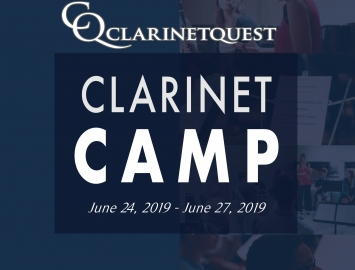 Photo 2019 Clarinetquest Camp