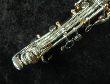 Photo New Buffet Crampon Legende Series Professional Bb Clarinet