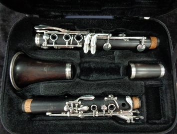 Photo Great Step Up! Yamaha YCL-52 All Wood Internment Clarinet, #052286