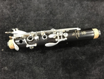 Photo NEW Yamaha Custom YCL-SEVR Professional Bb Clarinet