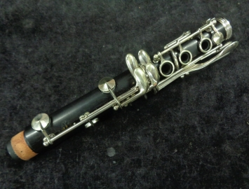 Photo Beautiful Buffet Crampon Paris France S1 Bb Professional Clarinet, Serial #F118265