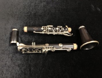 Photo Golden Era Buffet Crampon Bb 13 Clarinet, Serial Number 64248